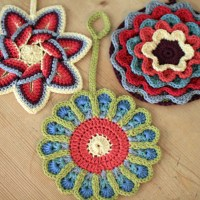 Pot Holders for Afternoon Tea