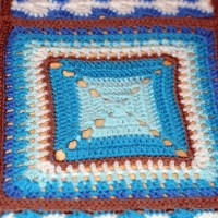 Baby Blanket for a Little Man
