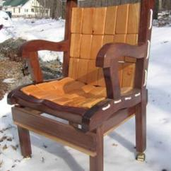 Guitar Shaped Chair Leg Covers For Chairs Gallery – The Grant Rocker