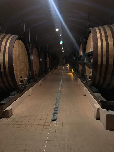 loads of tuns ... endless! Visit to LR 16th May 2018
