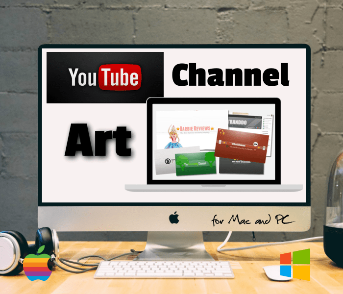 The Graphics Creator - YouTube Channel Art