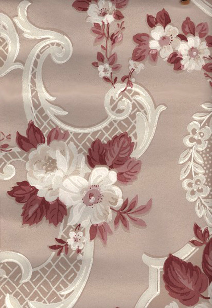 Very Cute Wallpapers Download 12 Vintage Wallpapers Cabbage Roses And More The