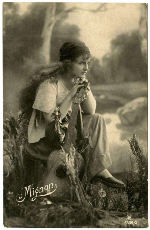 Beautiful Vintage Gypsy