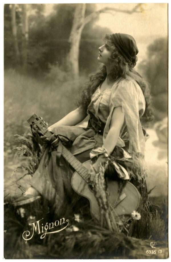 Beautiful Gypsy #2 Graphics Fairy