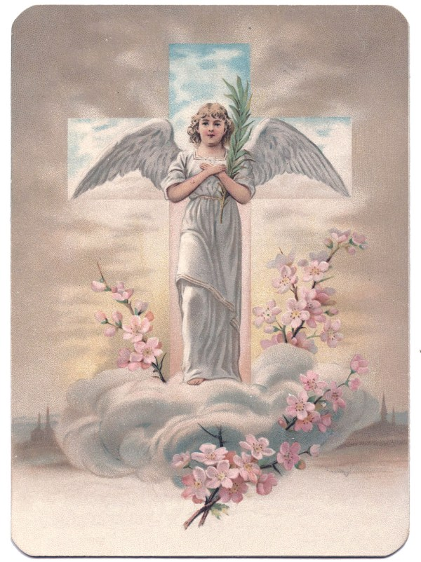 Angel Easter Graphics