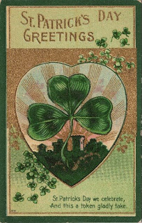 Vintage St Patrick's Day Clip Art The Graphics Fairy