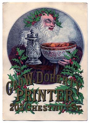 Old World Christmas Image Father Christmas The