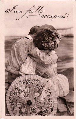free victorian clip art - romantic