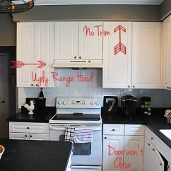 Best Kitchen Cabinets For The Money Cabinet Feet Revamp With Home Depot - Before Pics & Huge ...