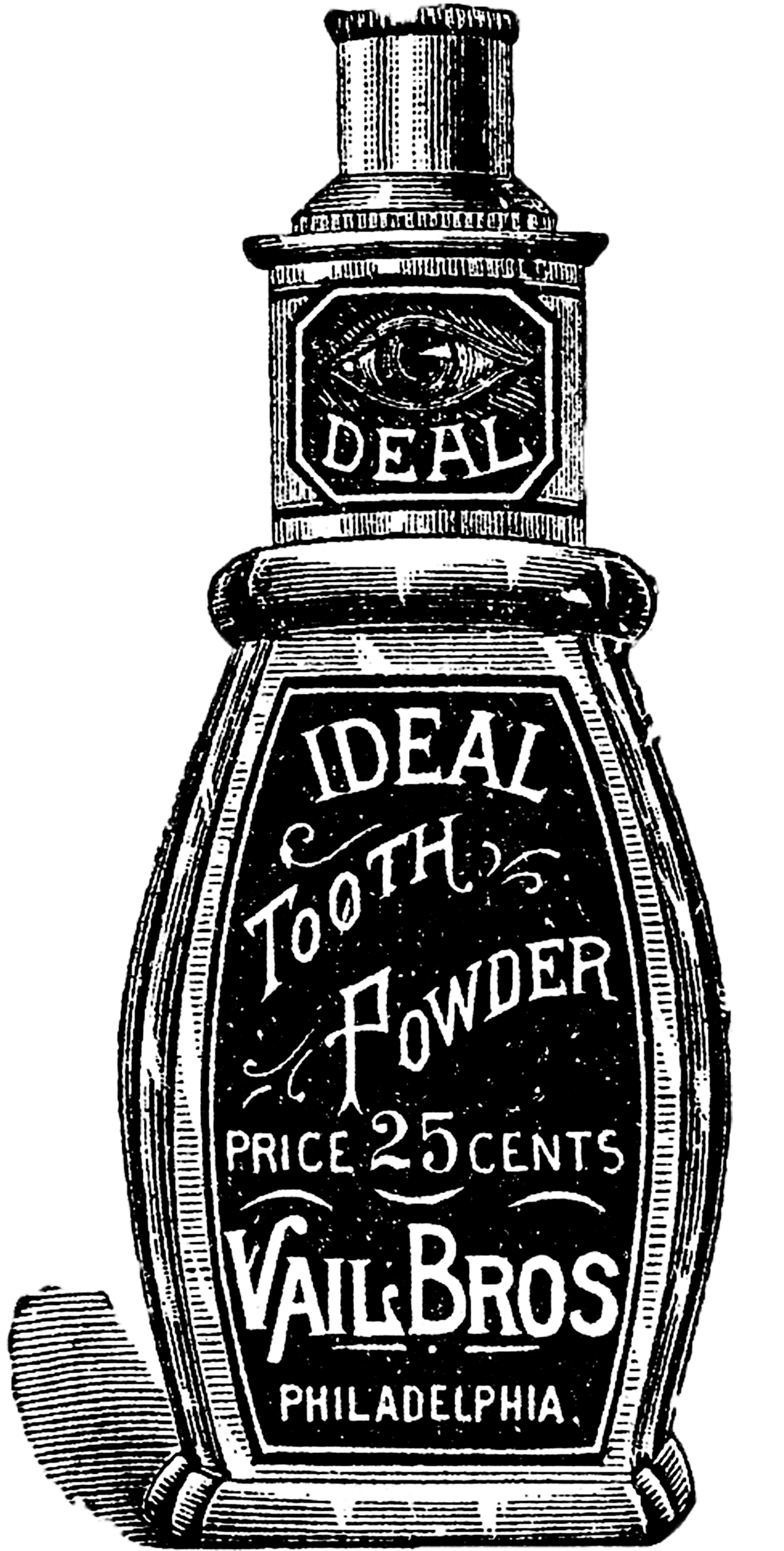 Free Vintage Images Toothpaste Graphicsfairy