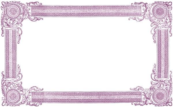 free frame clip art