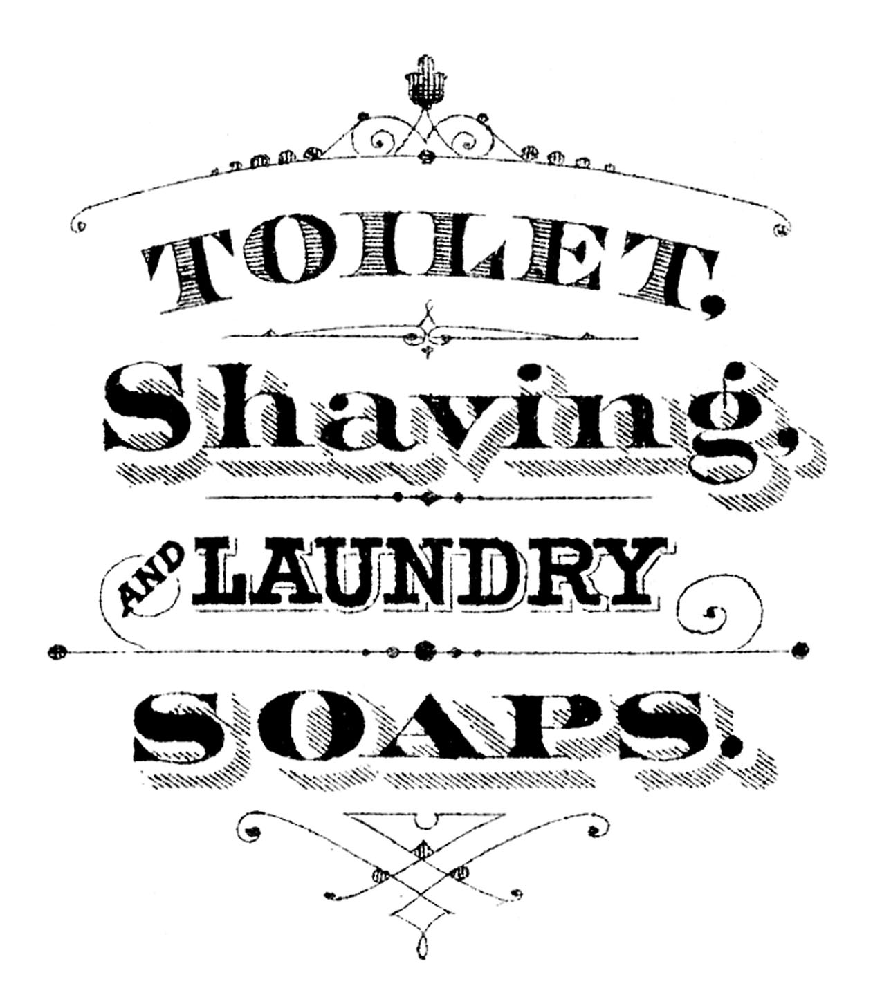 Laundry Soaps Printable Graphicsfairy Sm