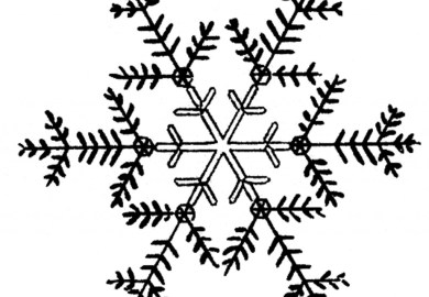 Christmas Art Ideas Snowflakes