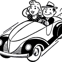 Vehicle Diagram Clip Art Ford Ka Stereo Wiring Vintage Car Images Sunday Drive Just Hitched The