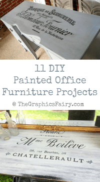 11 DIY Painted Office Furniture Projects - Page 7 of 11 ...