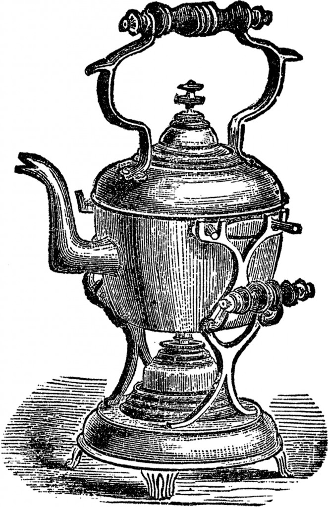 Fancy Teapot Image The Graphics Fairy