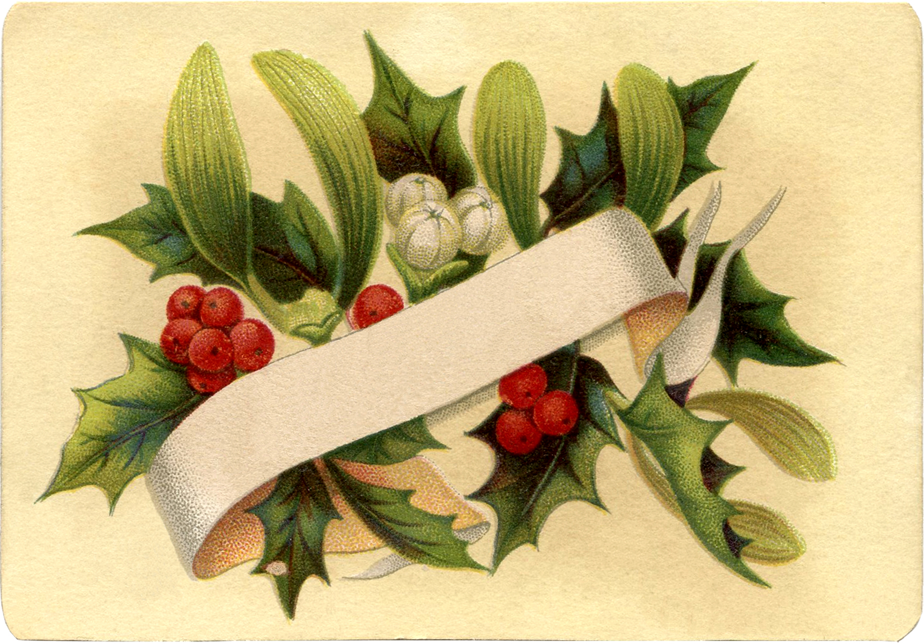 Cute Thanksgiving Wallpaper Retro Patterns Gorgeous Christmas Holly Label The Graphics Fairy