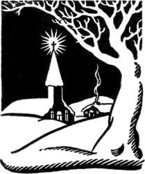 church retro christmas clipart clip graphics printable fairy printables cliparts 1940 victorian thegraphicsfairy library graphicsfairy