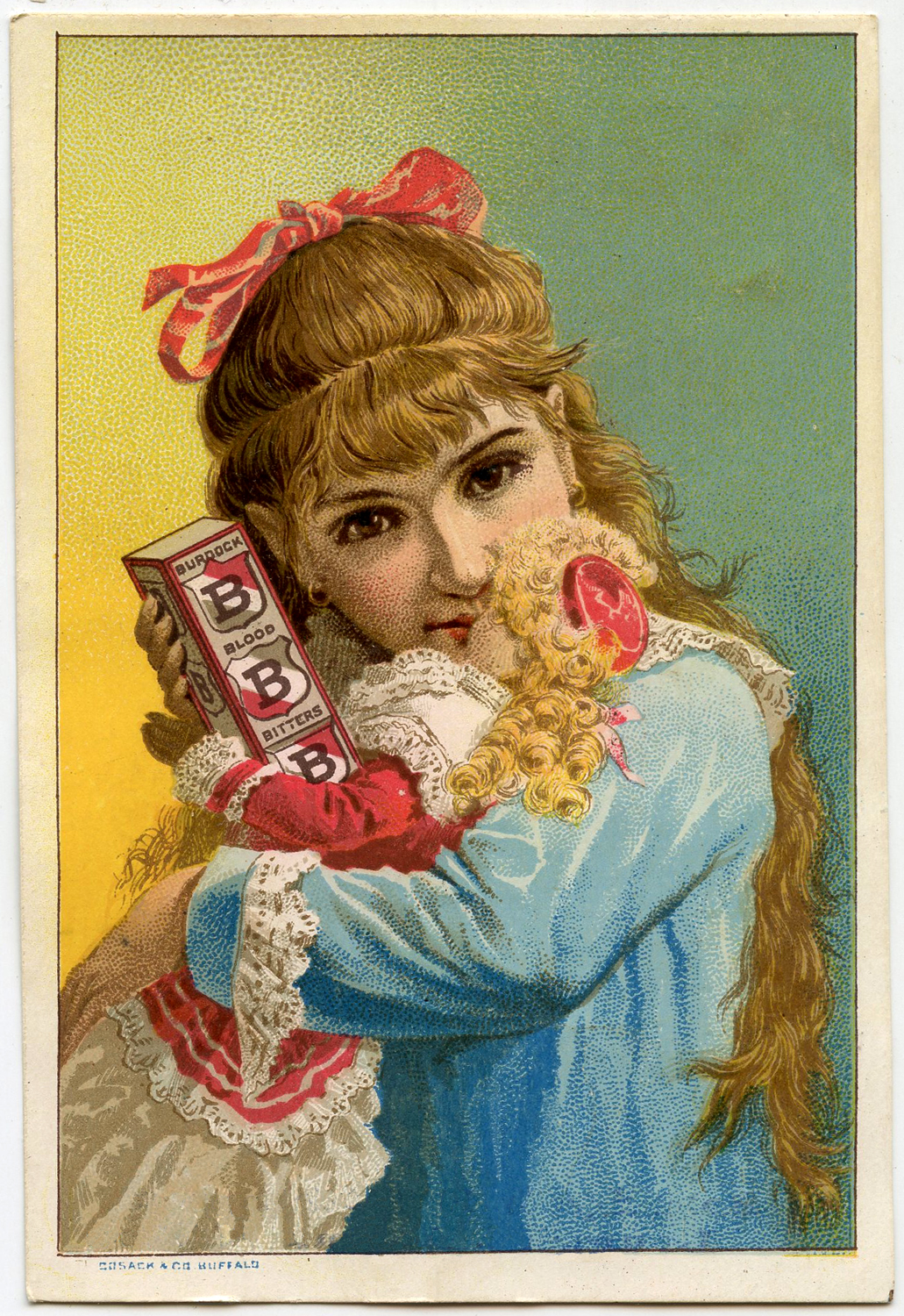 Victorian Girl With Doll Image The Graphics Fairy