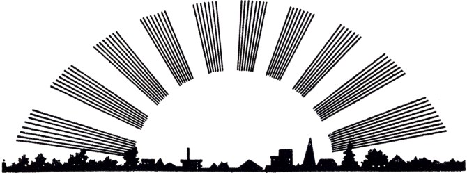 sunrise clipart sunset clip graphics silhouette vector citiscape sun clipartix cliparts library fairy cartoon cute today transparent thegraphicsfairy