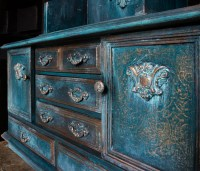 Faux Antique Furniture
