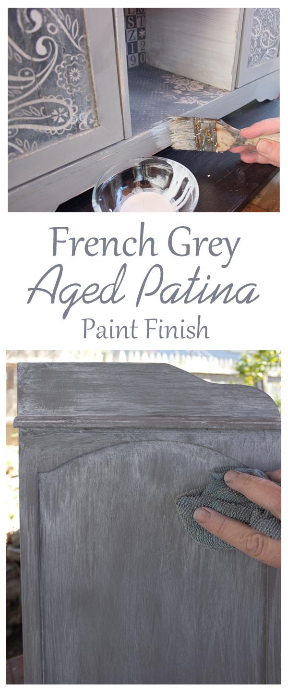 Antique Patina Chalk Paint