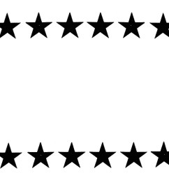 there are also four of the same clipart stars in each of the corners on this one i think it would make a cute label or perhaps you could use it as gift tag  [ 2511 x 1076 Pixel ]