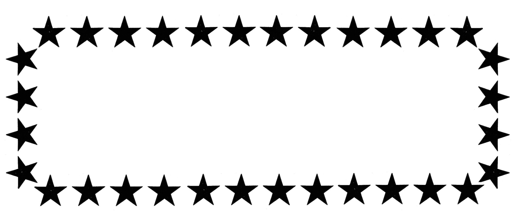 hight resolution of there are also four of the same clipart stars in each of the corners on this one i think it would make a cute label or perhaps you could use it as gift tag