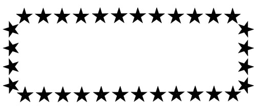 small resolution of there are also four of the same clipart stars in each of the corners on this one i think it would make a cute label or perhaps you could use it as gift tag