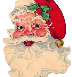 click here to download the larger updated scan for this santa [ 1383 x 1670 Pixel ]