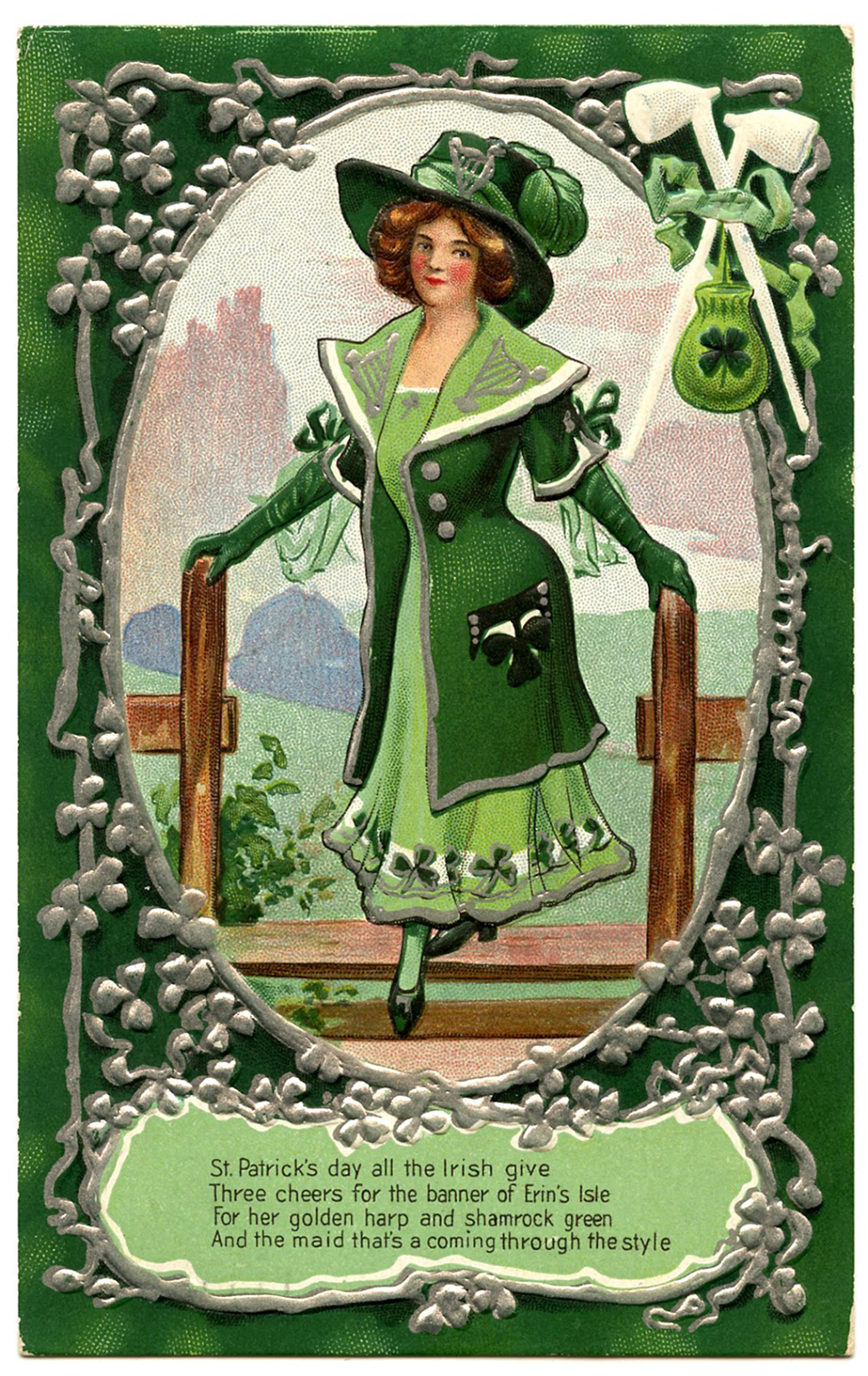 16 St Patricks Day Clip Art La S