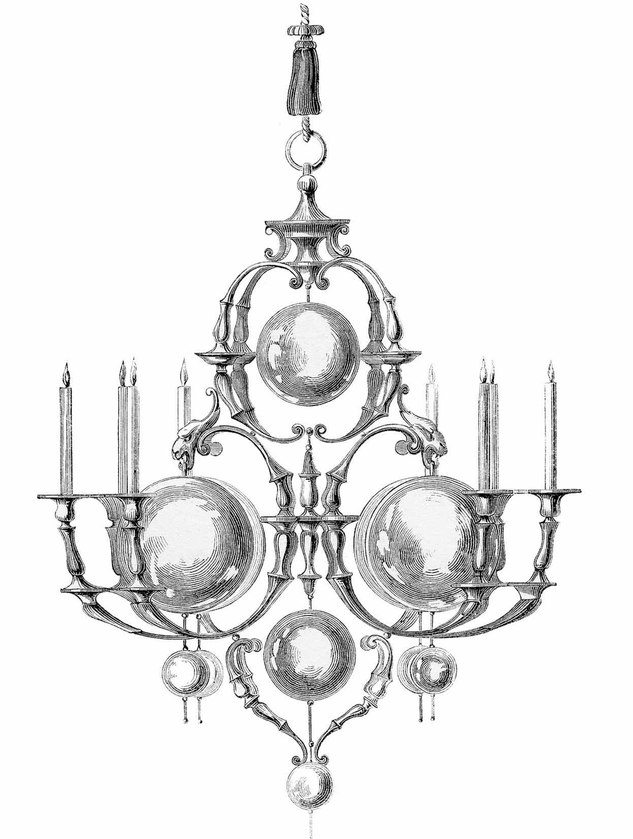 7 Chandelier Images