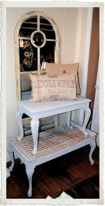 Painted Furniture & Afters With Chalk Paint