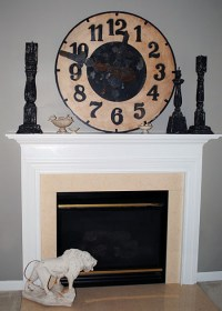 DIY - Updating a Fireplace - No more Brass! - The Graphics ...