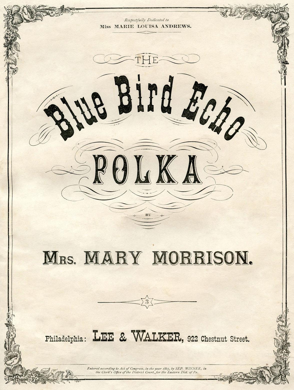 vintage ephemera graphic sheet