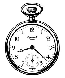 pocket clip watches graphics enlarge