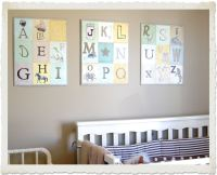 Nursery Room Wall Decor - The Graphics Fairy