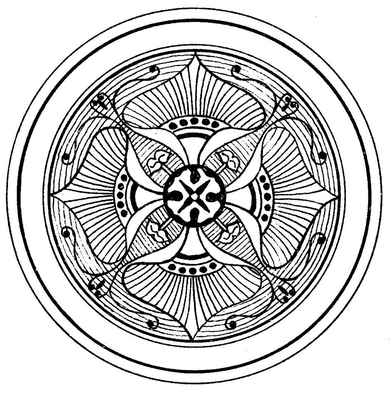 Ornamental Clip Art