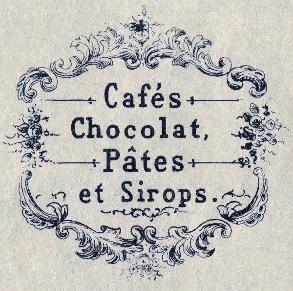 vintage graphics- fab french advertising
