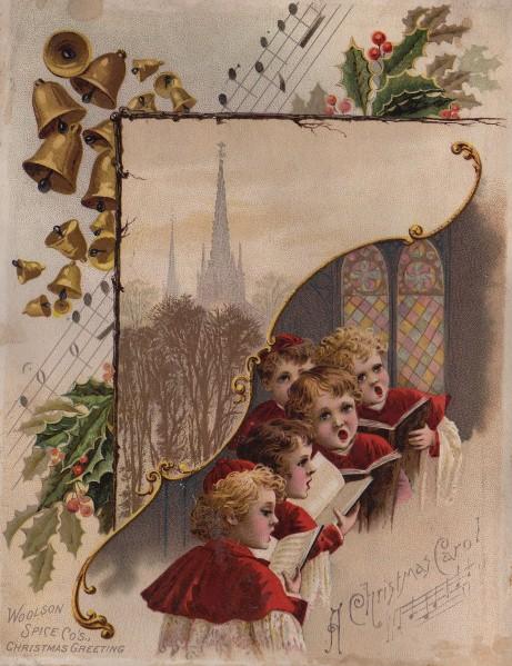 christmas carol - free victorian