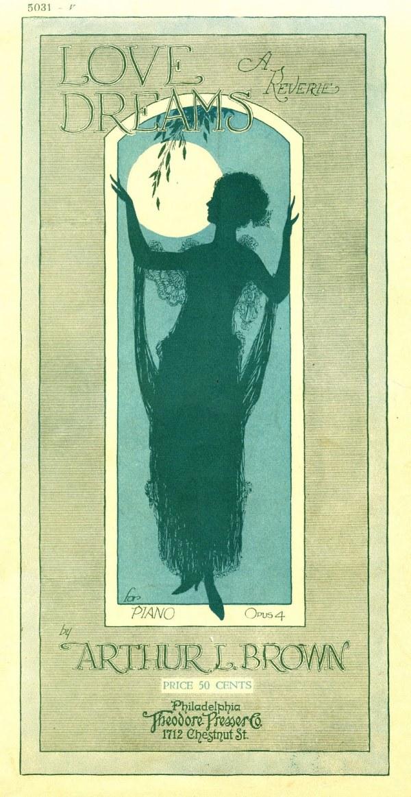 free vintage clip art - romantic
