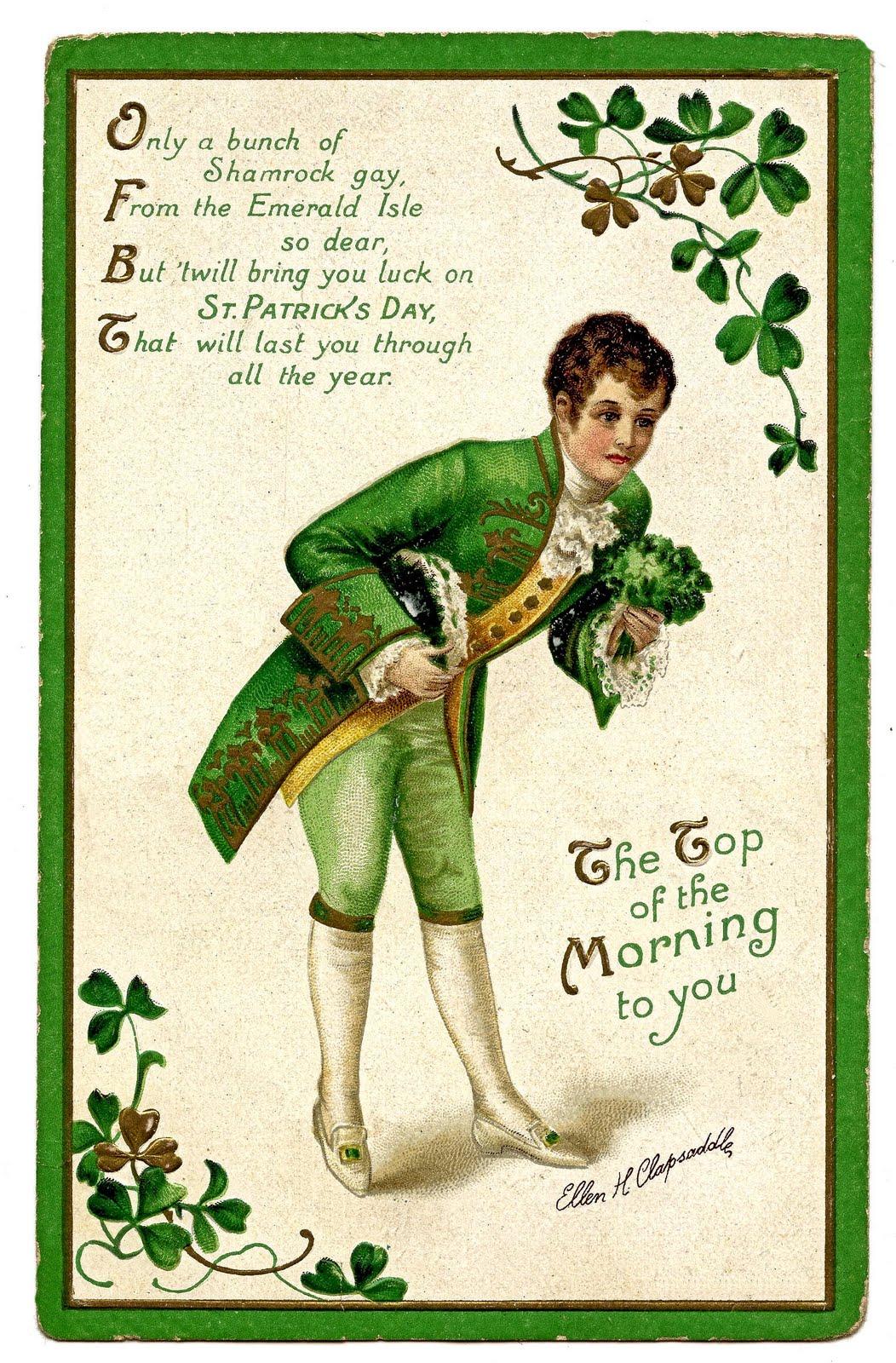 St Patrick S Day Clip Art