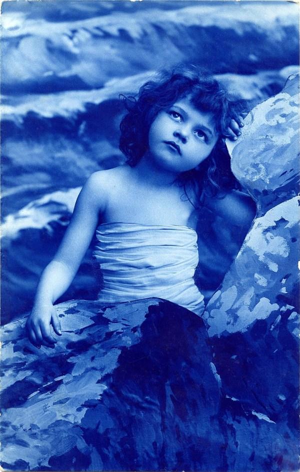 Real Mermaid Girl