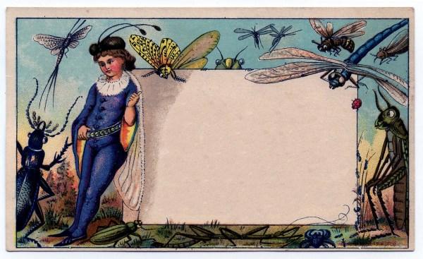 Vintage Whimsical Fairies
