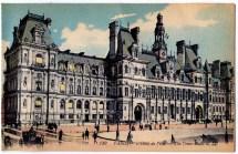 Vintage Paris Postcard - Beautiful Architecture