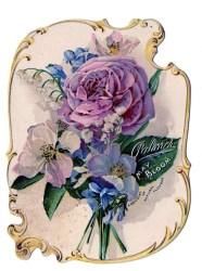 rose clip victorian bouquet perfume stunning ad graphics prints thegraphicsfairy flowers paper fairy transfert advertising clips enlarge artikel ephemera