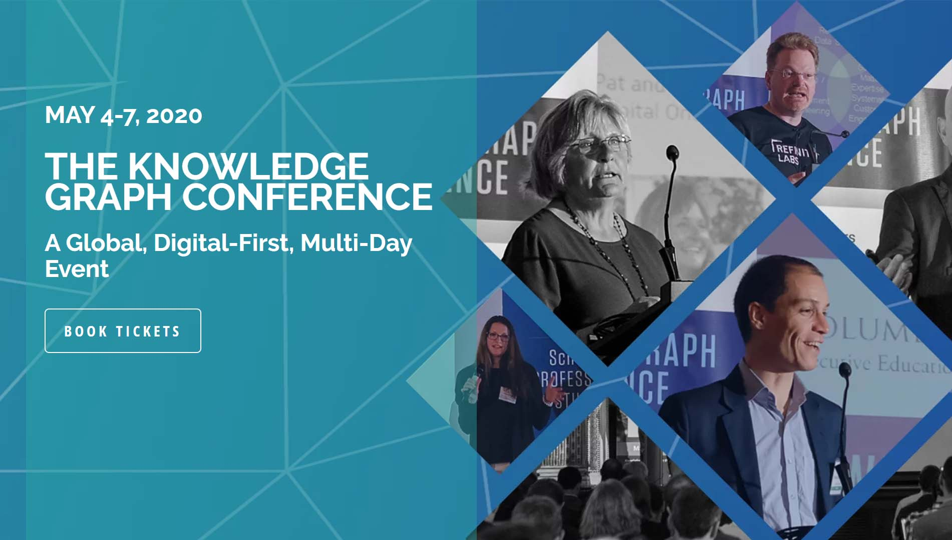 The Knowledge Graph Conference (KGC 2020)