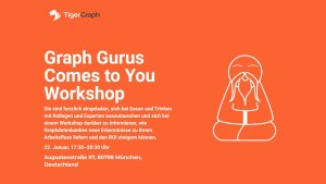 Graph Gurus Comes to You Workshop