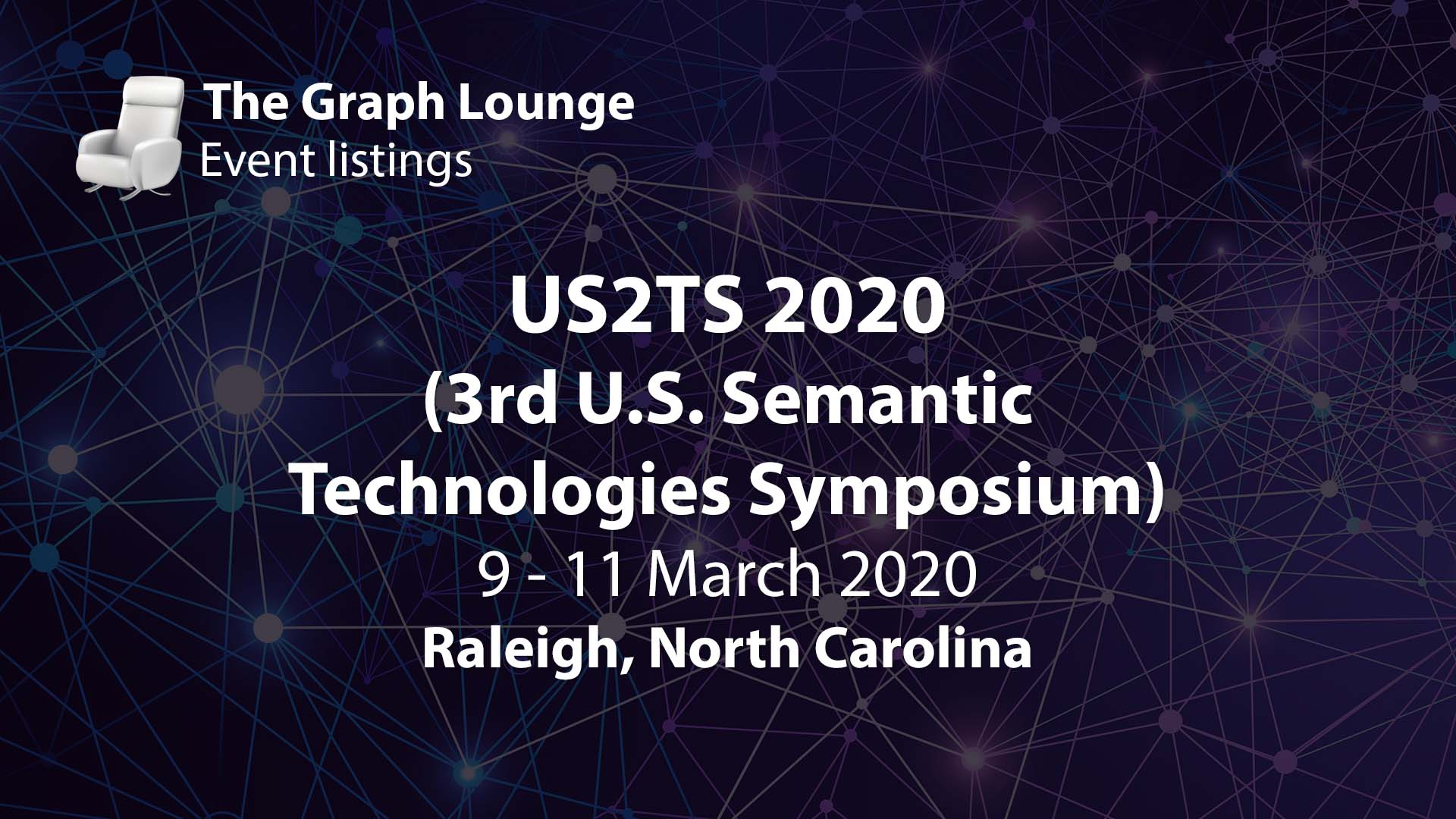 US2TS 2020 (3rd U.S. Semantic Technologies Symposium)