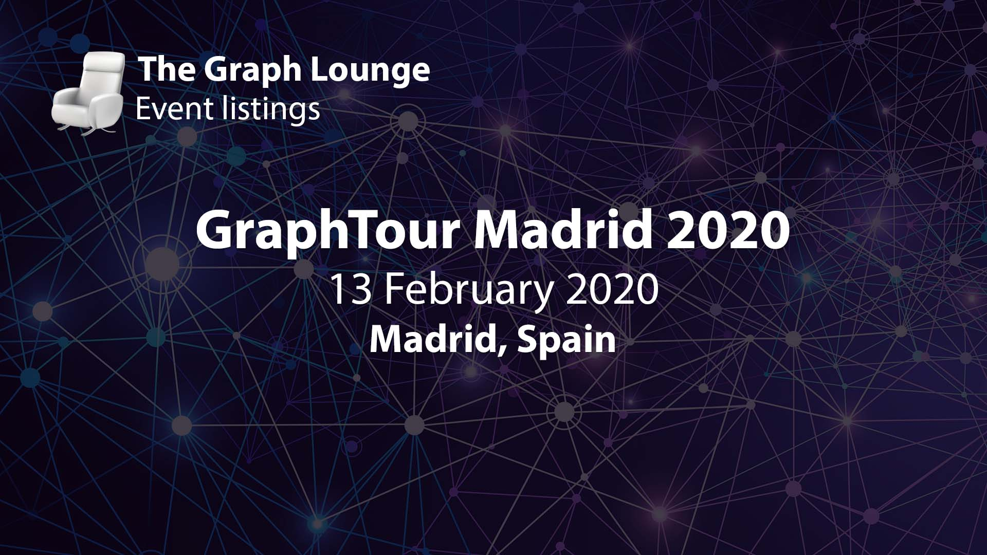 GraphTour Madrid 2020